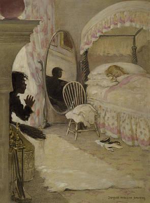 Sleeping Beauty Circa 1916 Poster