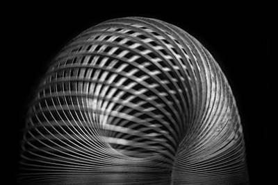 Slinky Poster by Larry Helms