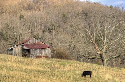 Smoky Mountain Barn 10 Poster