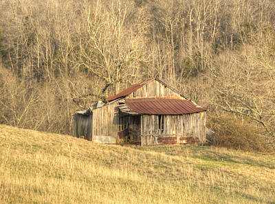 Smoky Mountain Barn 11 Poster
