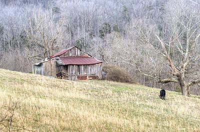 Smoky Mountain Barn 2 Poster