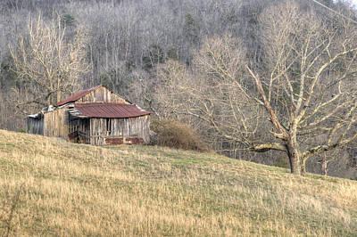 Smoky Mountain Barn 4 Poster