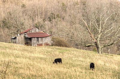 Smoky Mountain Barn 6 Poster