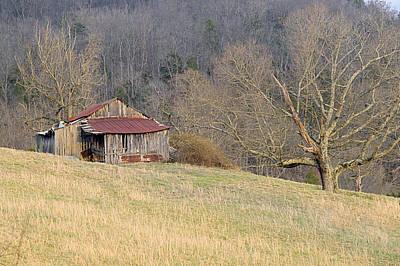 Smoky Mountain Barn 9 Poster