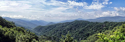 Smoky Mountains Vista Poster