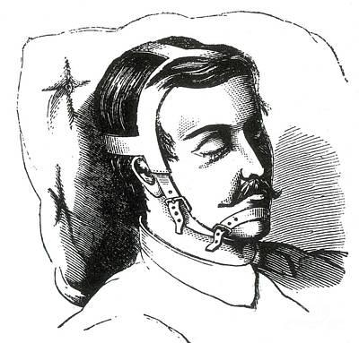 Snoring Prevention, 1871 Poster