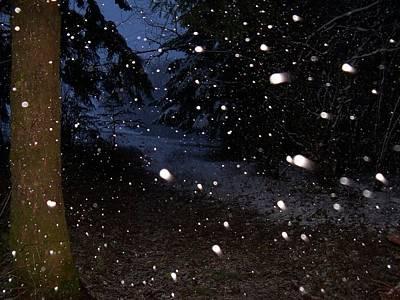 Snow Dance Poster