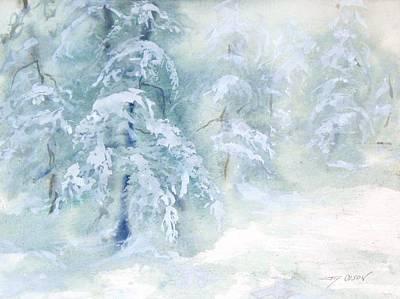 Snowstorm Poster