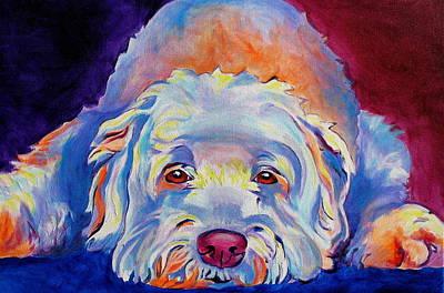 Soft Coated Wheaten Terrier - Guinness Poster