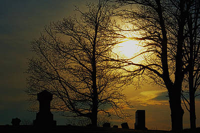 Soft Sun Set Poster