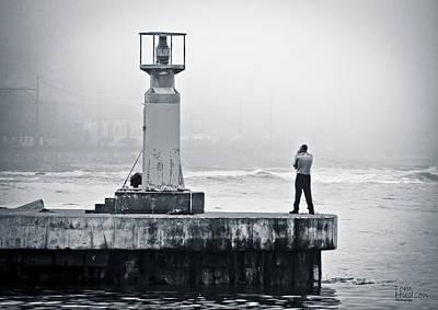 Solitude Poster by Tom Hudson