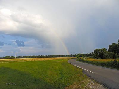 Somewhere Under The Rainbow Poster