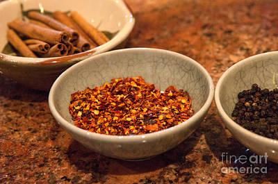 Sonoma California Pickling Spices Poster