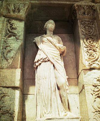 Sophia Goddess Of Wisdom  Poster