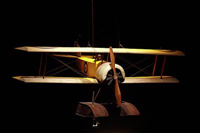 Sopwith Baby Seaplane, Omaka Aviation Poster by David Wall