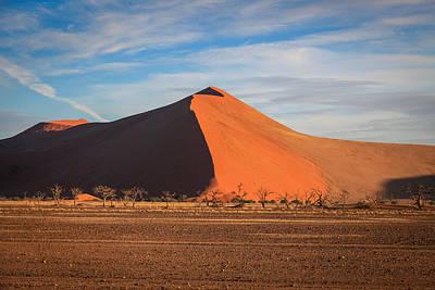 Sossusvlei Park Sand Dune Poster