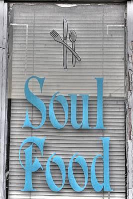 Soul Food Poster