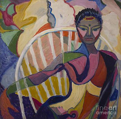 Soul Portrait Poster