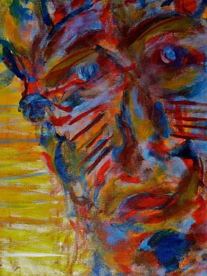 Soul Searching Poster by Abram Freitas