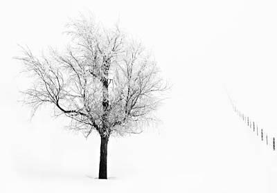 South Dakota Winter Poster