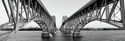 South Grand Island Bridges, New York Poster by Panoramic Images