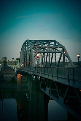 Southside Bridge  Poster by Shane Holsclaw