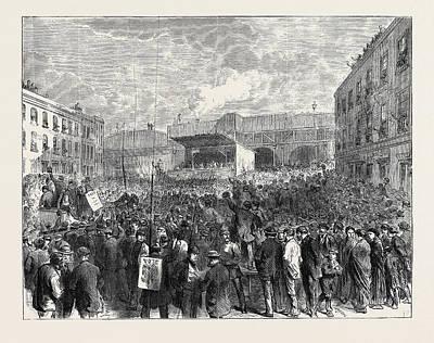 Southwark Election, London Poster