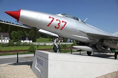 Soviet Mig-21 Poster