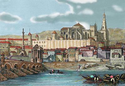 Spain, Andalusia, Cordoba Poster by Prisma Archivo