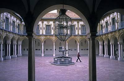 Spain. Cordoba. Former Convent Of La Poster