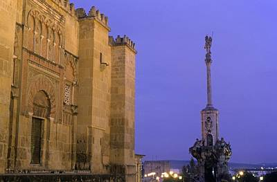 Spain. Cordoba. Mezquita Mosque. At Poster