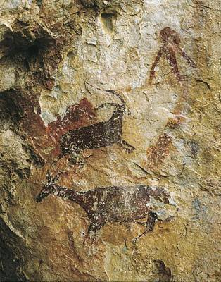Spain. El Perell�. Cave Of La Cabra Poster by Everett