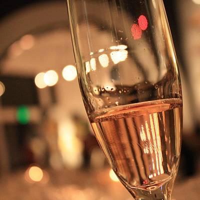 Sparkling Bubbles 1 Poster