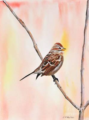 Sparrow I Poster