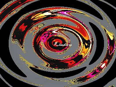 Spiralen Poster