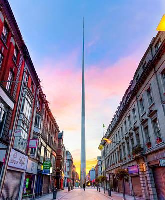Spirit Of Dublin Poster