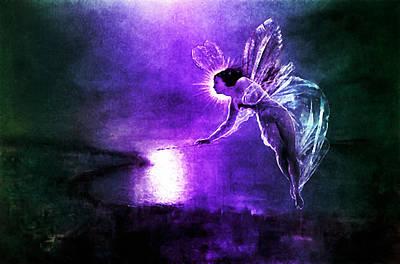 Spirit Of The Night Poster