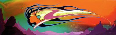 Spirit Wind Poster