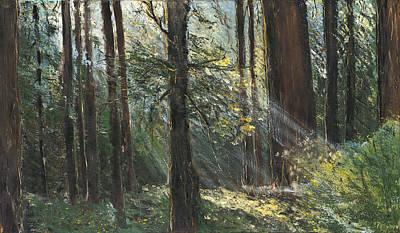 Spirit Woods Poster