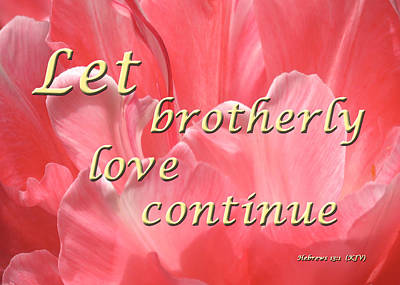 Spiritual Love Poster