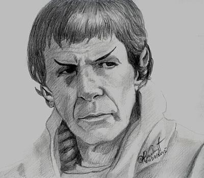 Spock 1 Poster
