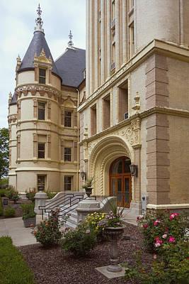 Spokane County Courthouse Poster