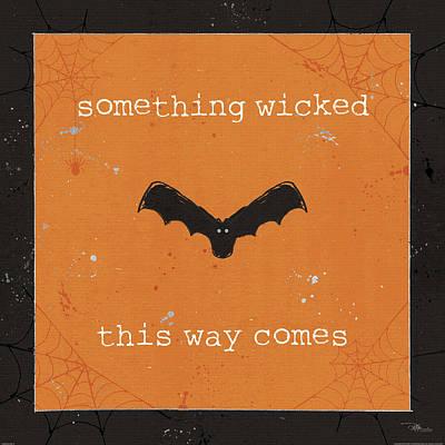 Spooky Cuties Iv Poster by Pela Studio