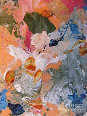 Spring 2 Poster by Nancy Kane Chapman