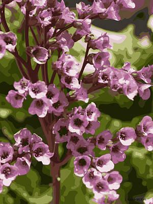 Spring Blossoms Cool Poster by Jo-Anne Gazo-McKim