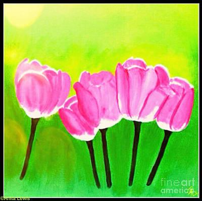 Spring I Poster