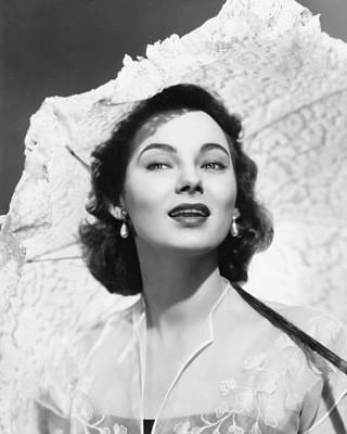 Spy Hunt, Marta Toren, 1950 Poster