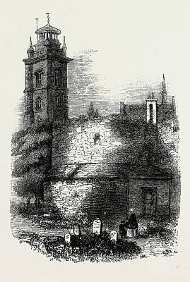 St. Giless, Cripplegate Poster by Litz Collection