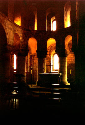St. John's Chapel In The Tower Of London Poster