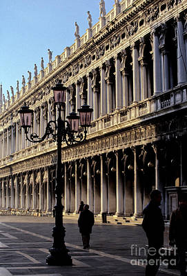 St. Mark's Square Venice Italy Poster